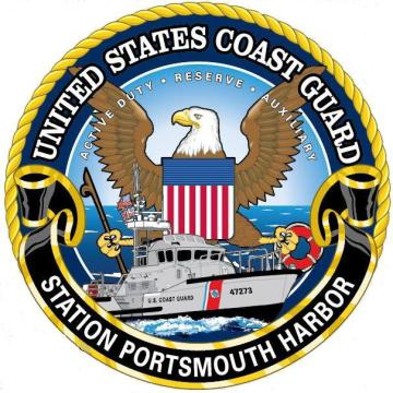 Station Portsmouth Harbor Patch