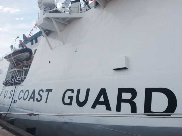 Picture of US Coast Guard Cutter