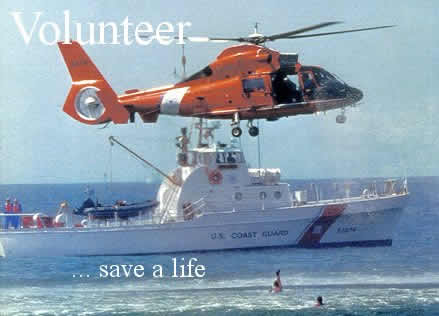 Join the Coast Guard Auxiliary.