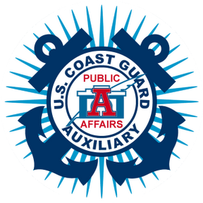 AUX Public Affairs Dept. Seal