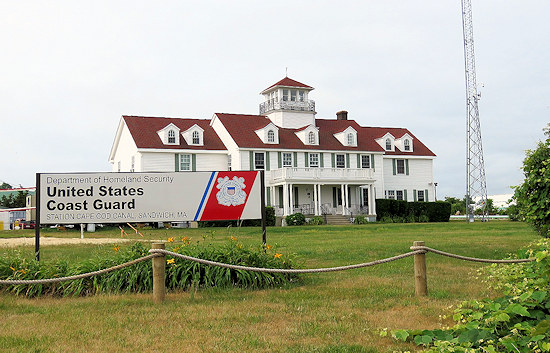 USCG Station Cape cod Canal