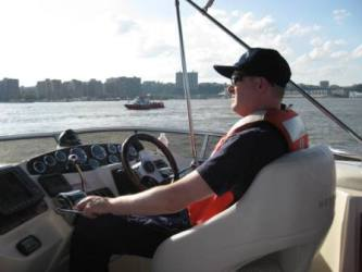 IP FC Greenstein at helm of Obsession