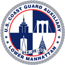 Official Seal of Flotilla 5-3, District 1SR
