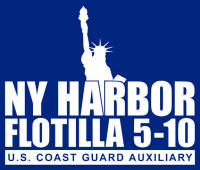 Official Seal of Flotilla 5-10, District 1SR