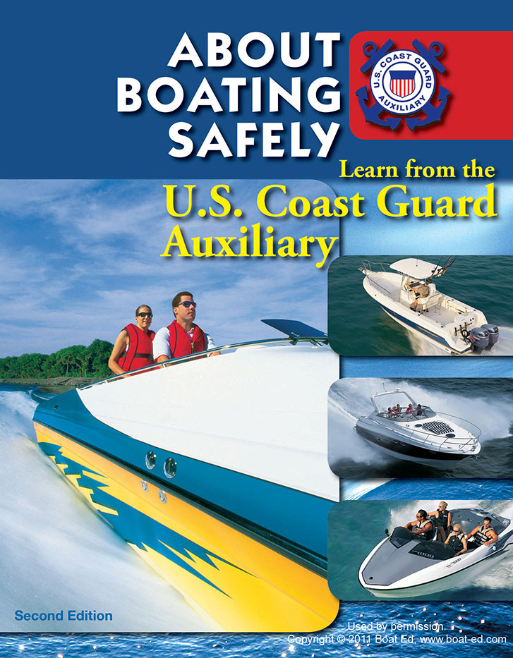 Boating Safely Course Cover