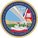 Official Seal of Flotilla 5-11, District 1SR
