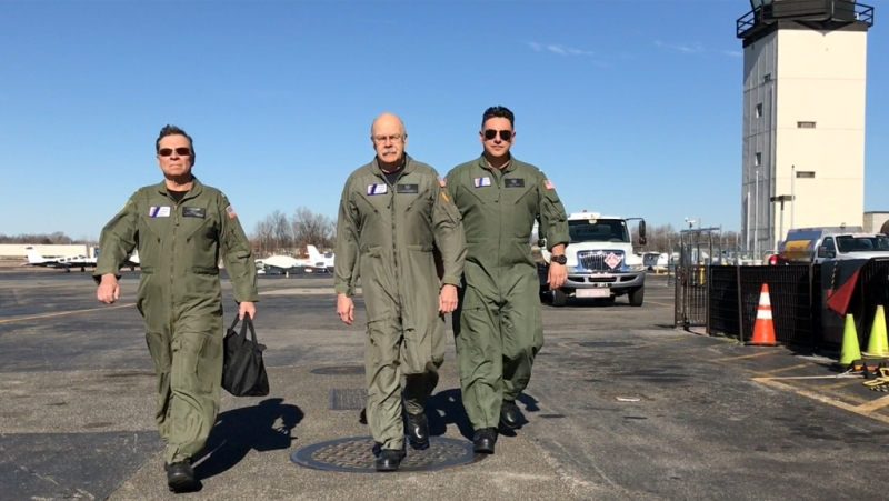 Auxair Aviators on the move