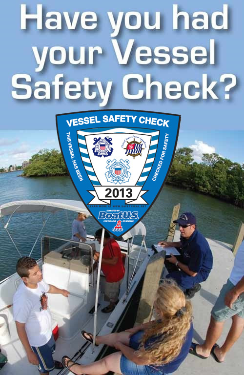 Vessel Safety Check image