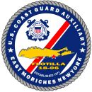 Official Seal of Flotilla 18-6, District 1SR