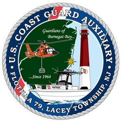 Official Seal of Flotilla 7-9, District 5NR