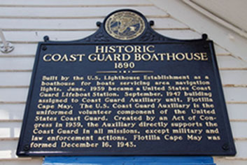 Coast Guard Boathouse