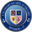 Official Seal of Division 17, District 5NR