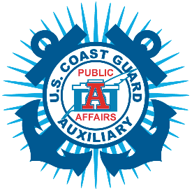 US Coast Guard AUXiliary public affairs