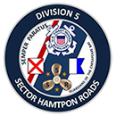 Official Seal of Division 5, District 5SR