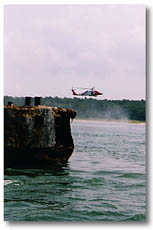 Picture of USCG Helocopter Operations