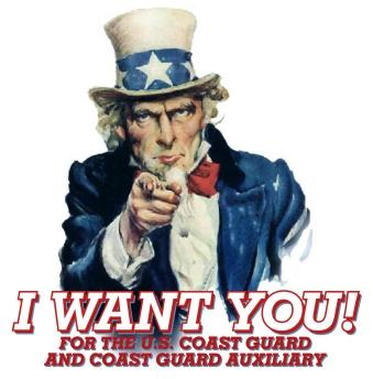 Uncle Sam Wants You...