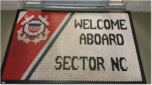Sector NC Welcome Aboard