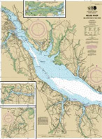 Nautical Chart part of AOR