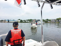 Towing on the Intracoastal Waterway