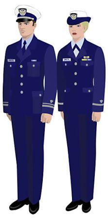 Army dress blue cover