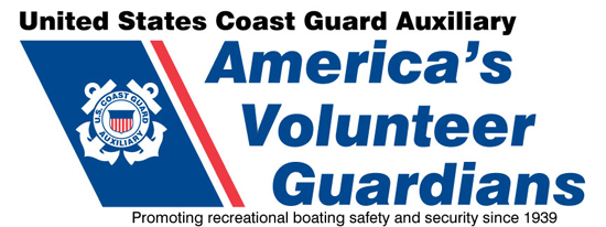 United States Coast Guard Auxiliary logo