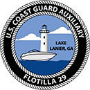 Official Seal of Flotilla 2-9, District 7