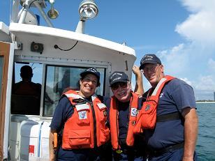 U.S. Coast Guard Auxiliary Operations And Marine Safety