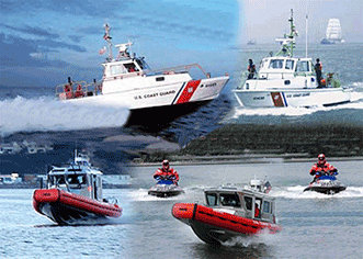 Montage of USCG in Action