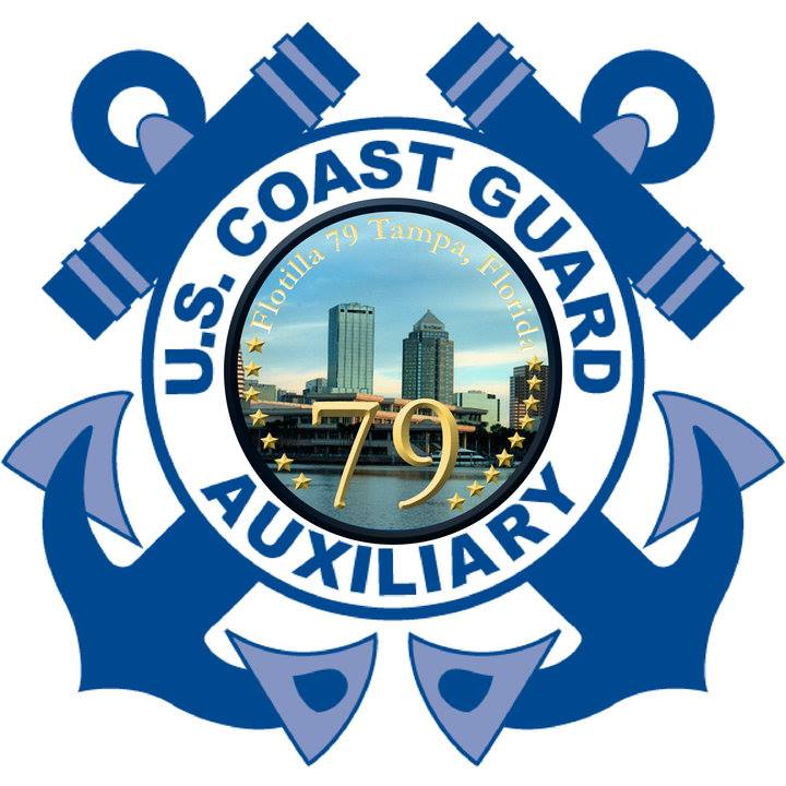 Official Seal of Flotilla 7-9, District 7