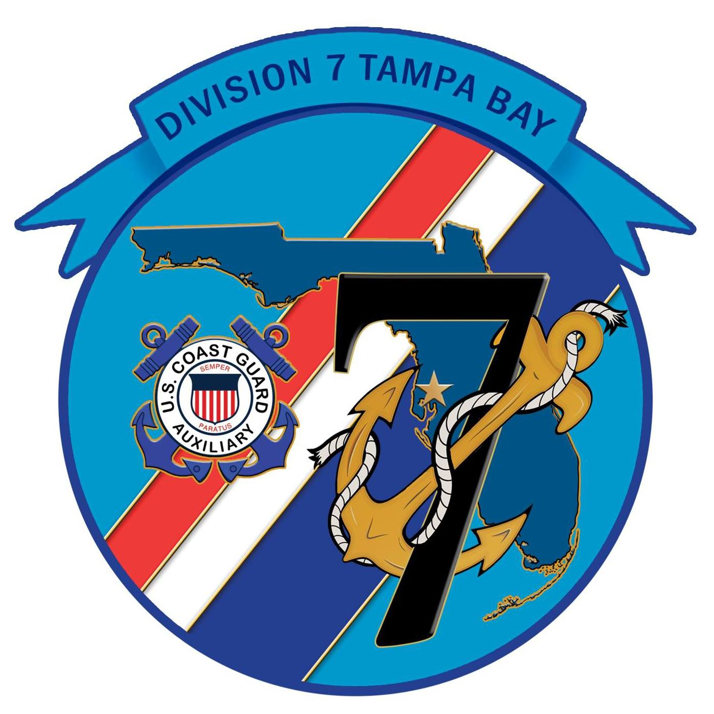 Official Seal of Division 7, District 7