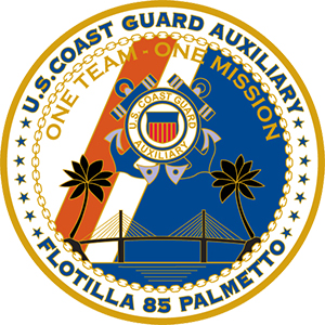 Official Seal of Flotilla 8-5, District 7