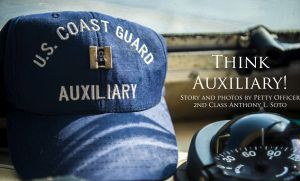 Coast Guard Auxiliary Cover