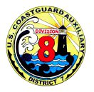 Official Seal of Division 8, District 7