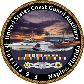 Official Seal of Flotilla 9-3, District 7