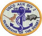 Official Seal of Division 2, District 8CR