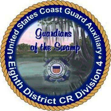 Official Seal of Division 4, District 8CR