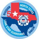 Official Seal of Division 5, District 8CR