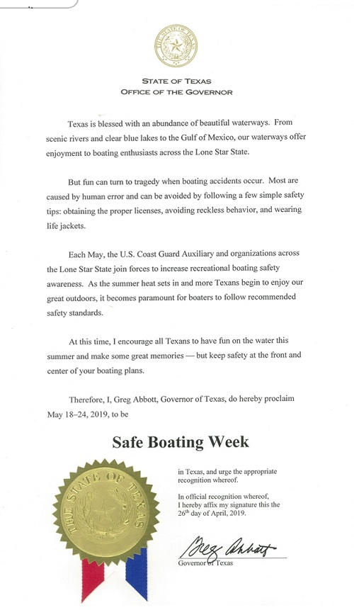 Flotilla 7-4 General Information