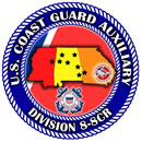 Official Seal of Division 8, District 8CR