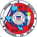 Official Seal of Division 10, District 8CR