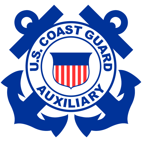 US Coast Guard Auxiliary logo
