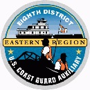 Official Seal of District 8ER