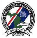 Official Seal of Flotilla 20-9, District 9CR