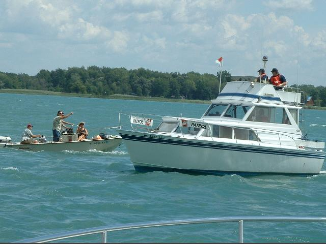 Assisting Boaters