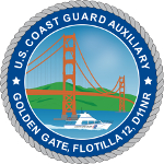 Official Seal of Flotilla 1-2, District 11NR
