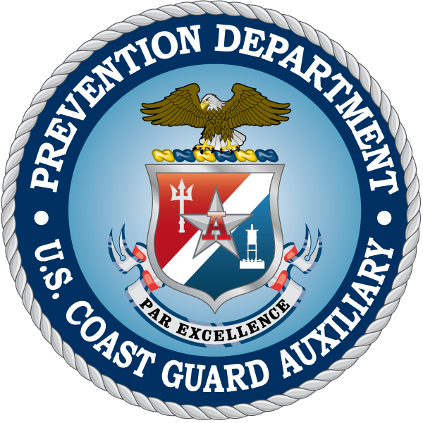 USCG AUX National Prevention Department