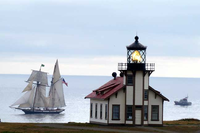 Point Cabrillo Light Station, Vessel Lynx
