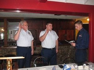 FC & VFC sworn in