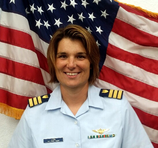 CDR Evelyn Lynn