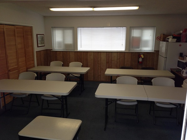 Frank Young Training Room